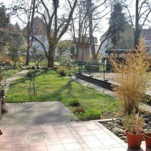 Wohngruppe Eilenriede Garten